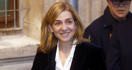 For many Spaniards, Princess Cristina's trial date is welcome news