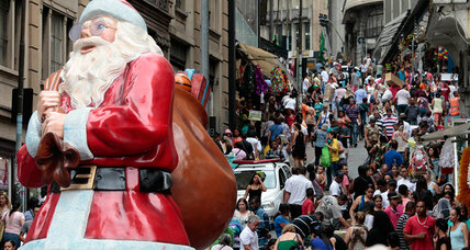 Why some Brazilian jailbirds can sing 'I'll be home for Christmas'