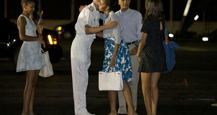 What makes Hawaii home for Obama? Seven ways he's enjoying vacation. (+video)