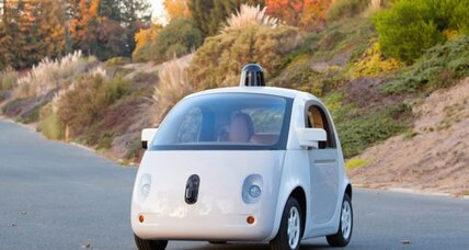 Google's self-driving car will hit California streets in 2015