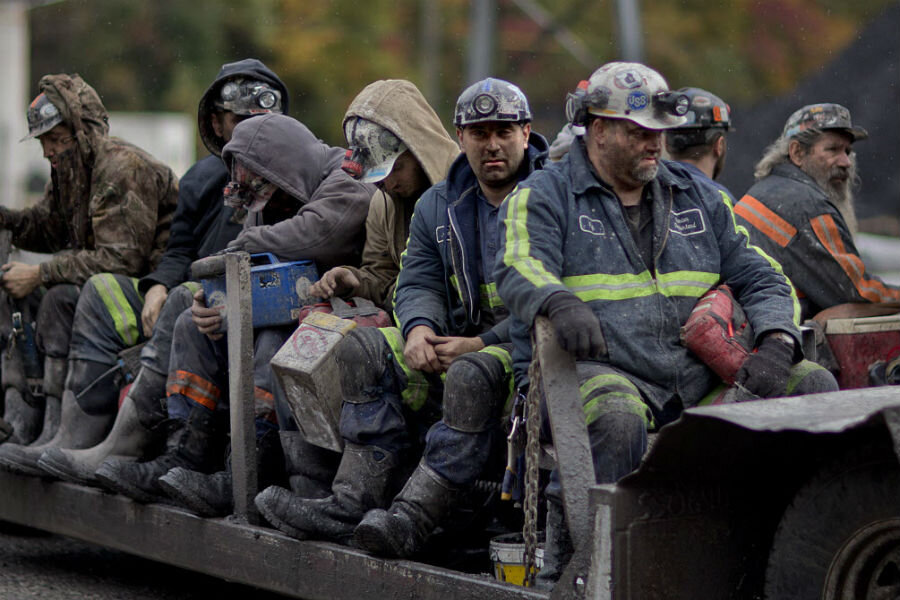 Safety-first culture drives record low coal-mine ...