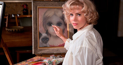 'Big Eyes' doesn't probe allure of the art