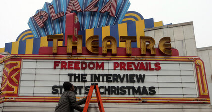 Sony to allow limited screenings of 'The Interview,' smaller theaters rebook