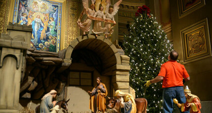 Baby Jesus stolen from nativity scene: Harmless prank or hate crime?