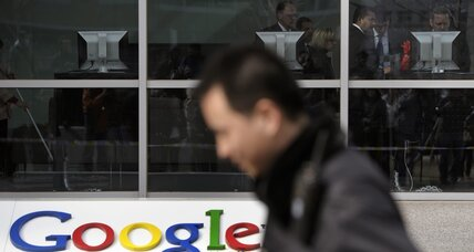 Gmail gets burned by China's 'Great Firewall'
