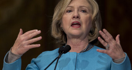 Gallup's most admired list: Hillary Clinton No. 1, but declining
