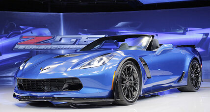 2015 Chevrolet Corvette Z06 starts heading out to dealers
