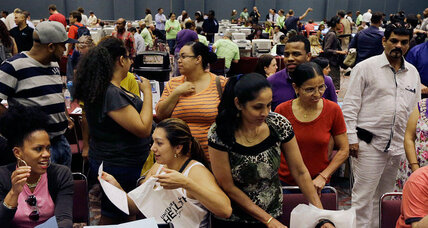 Jobless claims rise, but labor market remains firm, say economists