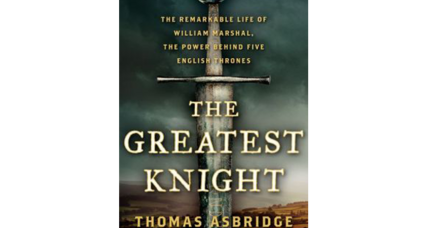 'The Greatest Knight' is the true story of a medieval knight, told with rich detail