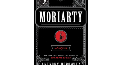 'Moriarty' is a Sherlock Holmes tale with no Holmes in sight