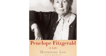'Penelope Fitzgerald: A Life' is a biography that includes a large element of the absurd