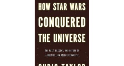 'How Star Wars Conquered the Universe' explains (very astutely) how a series of films became a mythos