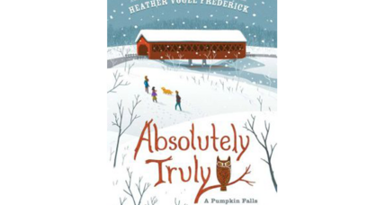 Small-town sleuth meets Shakespeare in 'Absolutely Truly'