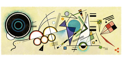 Wassily Kandinsky: Two events that changed art forever
