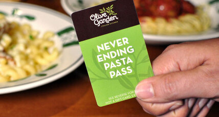 Random acts of pasta: Why do acts of kindness go viral? (+video)