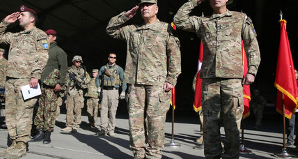 US, NATO end combat command in Afghanistan