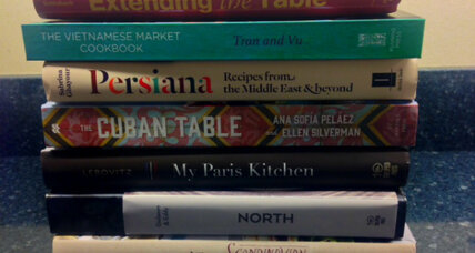 Editor's pick: Global cookbooks for 2014