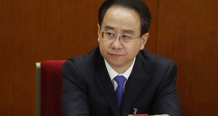 Aide to former Chinese president under investigation (+video)