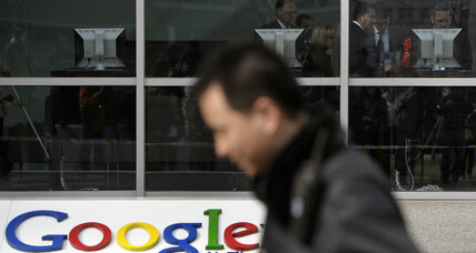 Are Google and Gmail really the enemy of China?