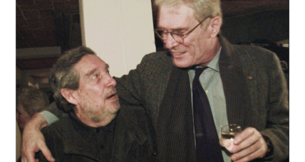 Mark Strand: a poet both elegant and risqué