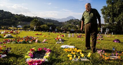 El Salvador murder pits retired colonel against ghosts of the civil-war era