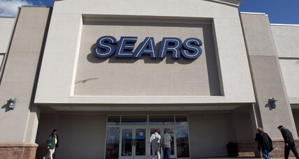 Sears' third quarter losses increase to $548 million