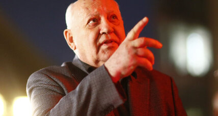 Gorbachev on current US-Russia relations: 'We may not live through these days'
