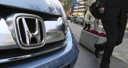 Honda to add another 2.6 million vehicles to air bag recall list