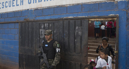 Honduras appoints Army general to run police force amid crime spike