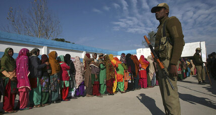 Kashmir elections: Locals can't forget struggle with India, but want a better life