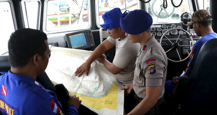 Missing AirAsia jet caps devastating year for Malaysian aviation