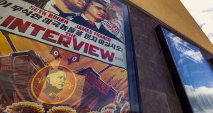Sony releases the Interview online, in independent theaters