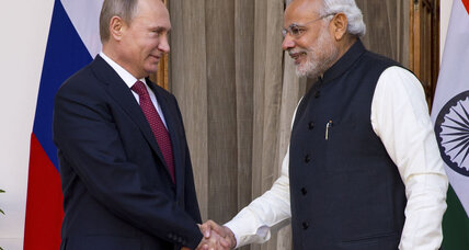 Putin reaches out to Modi for new Russia-India pacts