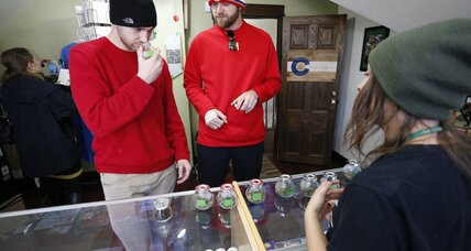 The burden of Colorado's pot tourism