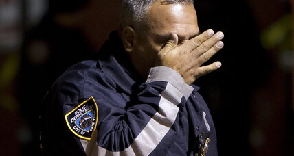 Killing of NYPD officers: Retaliation for Michael Brown, Eric Garner? (+video)