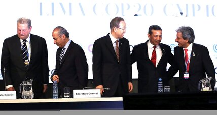 A universal hug in climate change pact