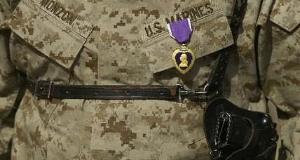 Purple Heart medal likely for Ft. Hood victims. Right decision? (+video)