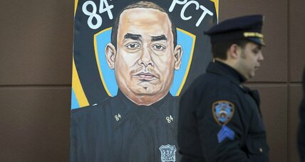 NYPD Officer Rafael Ramos: 'He loved God and he loved humanity' (+video)