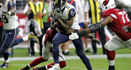 NFL Thursday Night Football: Arizona Cardinals vs. St. Louis Rams