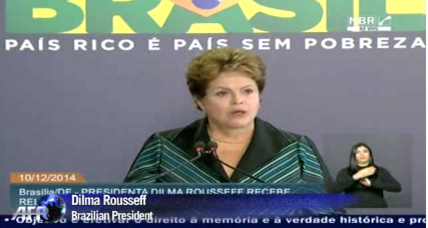 Report describes Brazil's crimes against humanity, political killings, torture (+video)