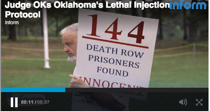 Botched executions do little to aid anti-death penalty cause