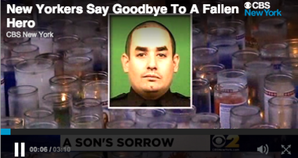 Thousands expected at funeral for NYPD Officer Ramos (+video)