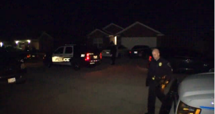 Police find four dead in Texas home (+video)
