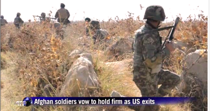 As US, NATO exit, thousands of Afghans flee returning Taliban (+video)