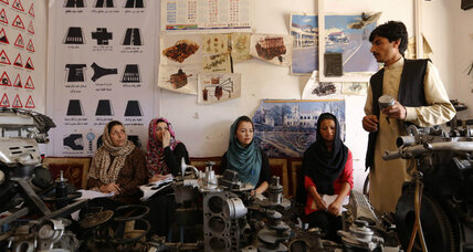 What has US spending done for Afghan women? US doesn't know.