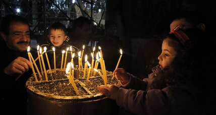 Christmas in Bethlehem: For Palestinian Christians, a time of needed hope