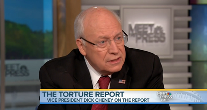 Torture: Dick Cheney all in on 'enhanced interrogation'