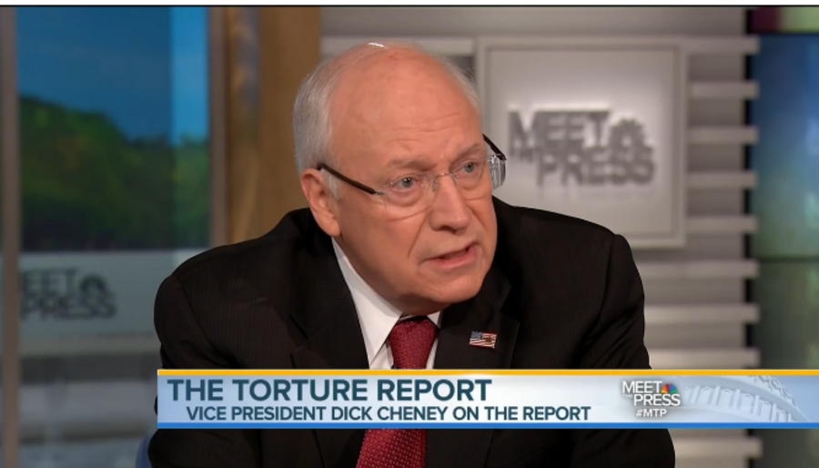 Torture: Dick Cheney all in on 'enhanced interrogation ...