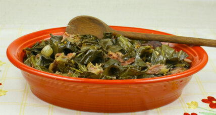 New Year's Day: Slow-cooker collard greens