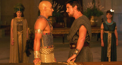 Christian Bale: His unexpected inspiration for Moses in 'Exodus: Gods and Kings' (+video)